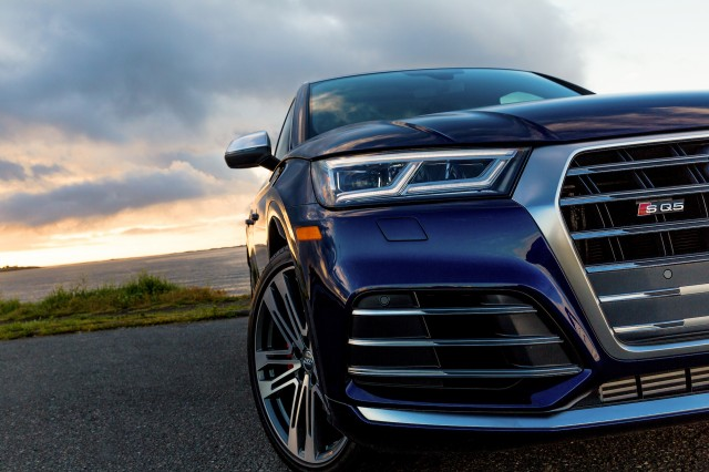 Audi RS Q5 coming soon with RS 5's 450-horsepower V-6