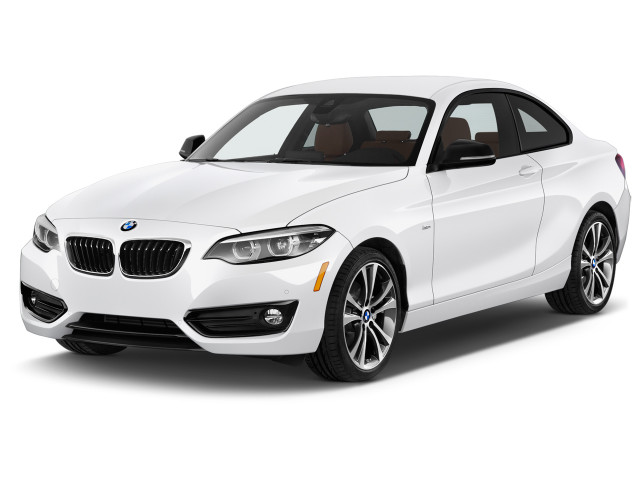 2018 BMW 2-Series 230i Coupe Angular Front Exterior View