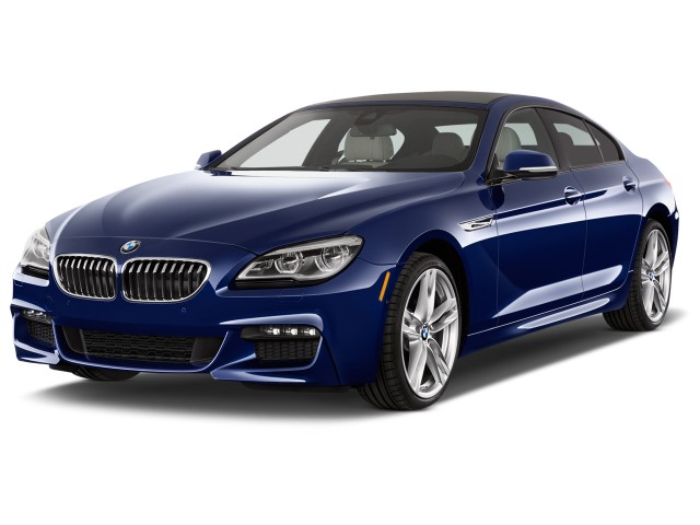 2018 Bmw 6 Series Review Ratings Specs Prices And Photos The Car Connection