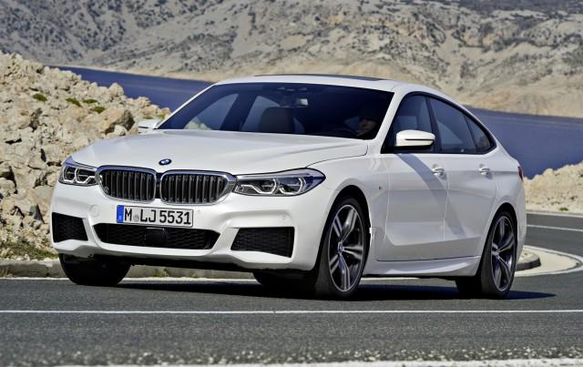 2018 BMW 6-Series Gran Turismo