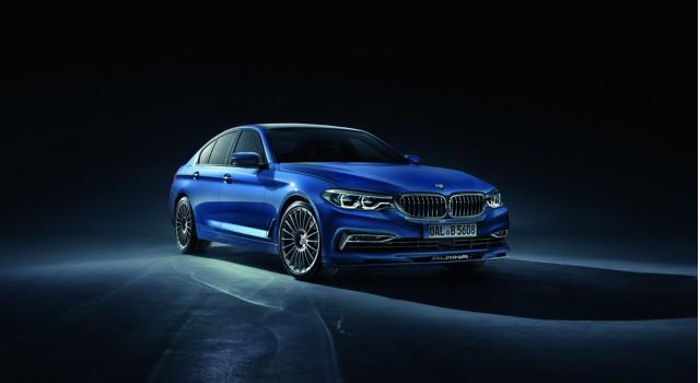 2018 BMW Alpina B5