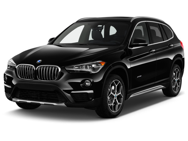 2018 BMW X1 xDrive28i Sports Activity Vehicle Angular Front Exterior View