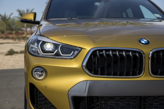 BMW X2 crash test, 2018 Goodwood Revival, LA's electric-car goals: What's New @ The Car Connection