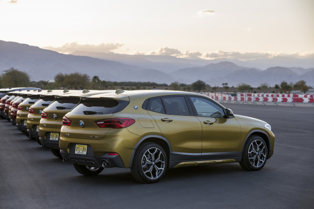 2018 BMW X2 first drive review: at least it's a BMW