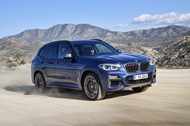 2018 BMW X3 (X3 M40i)