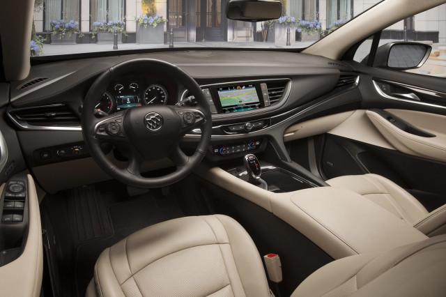 2018 Buick Enclave vs. 2018 Acura MDX: Compare Cars