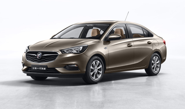 2018 Buick Excelle
