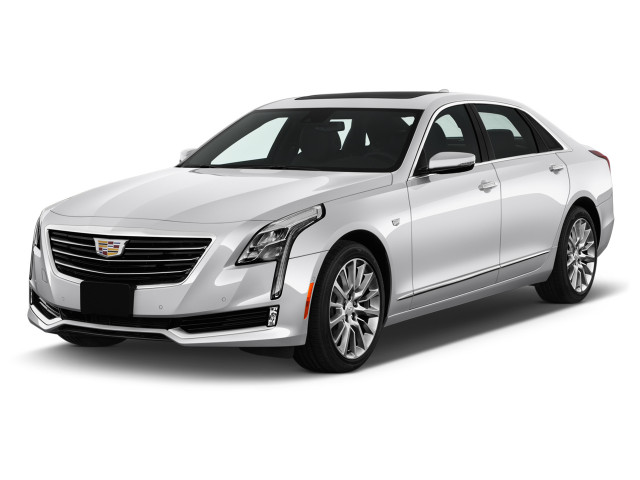 2018 Cadillac CT6 Review, Ratings, Specs, Prices, and ...