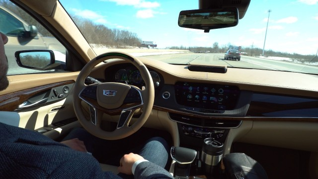 Cadillac Expanding Self-Driving Super Cruise Tech To Entire Range In 2020