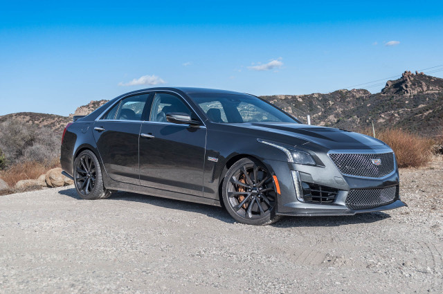 8 things you need to know about the 2018 cadillac cts v. Black Bedroom Furniture Sets. Home Design Ideas