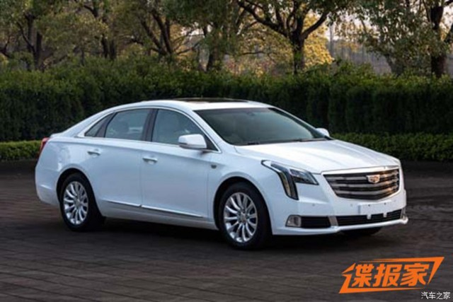 2018 cadillac xts price. unique cadillac 2018 cadillac xts leaked  image via autohome for cadillac xts price i