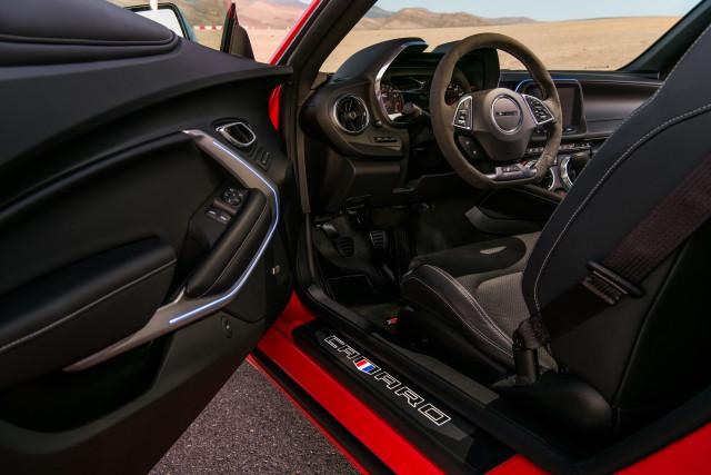 2018 Chevrolet Camaro 1LE
