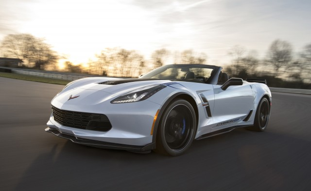 Locate Chevrolet Corvette Listings Near You