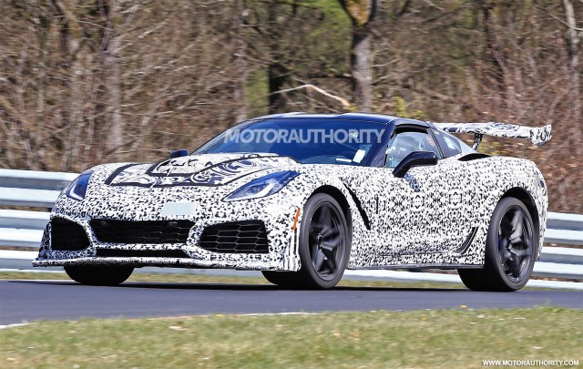 Pininfarina Electric Cars Corvette Zr1 On The Ring Ducati Up For