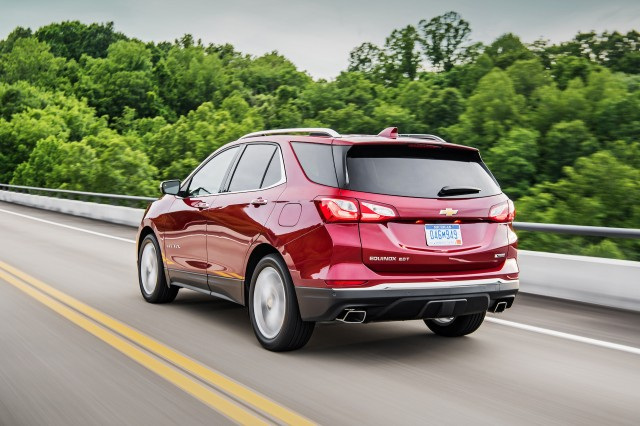 2018 chevrolet equinox diesel very brief first drive. Black Bedroom Furniture Sets. Home Design Ideas