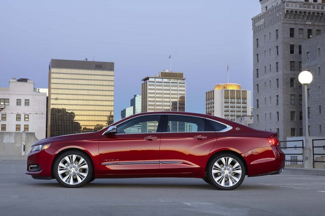 Report Ford Gm Consider Axing Non Premium Large Sedans