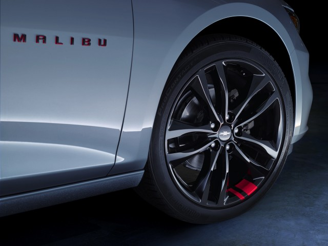 Chevrolet introduces series of Redline models in Chicago