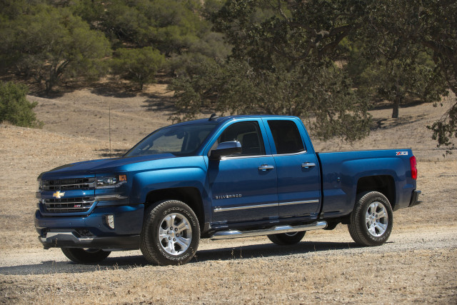 GM recalls 3.4M trucks and SUVs for braking issue