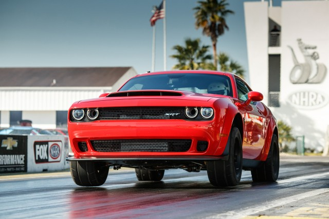 To Prevent Price Gouging Dodge Prioritizing Demons Sold Close To Msrp