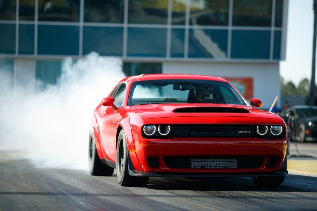 2018 Dodge Challenger Srt Demon Deep Dive A Study In Obsession And