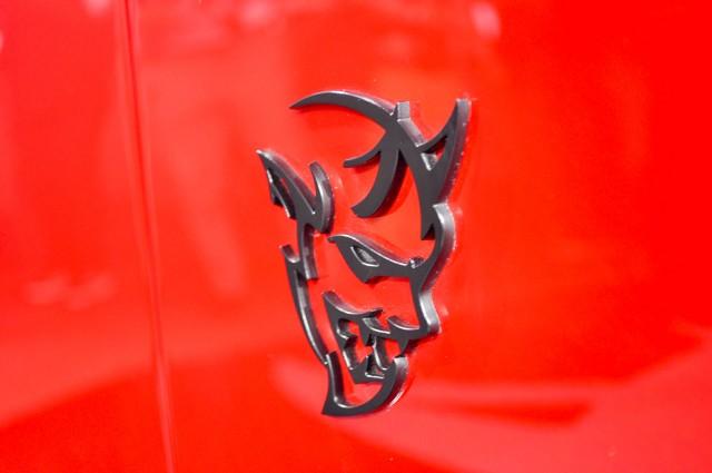 2018 Dodge Challenger Srt Demon 2017 New York Auto Show
