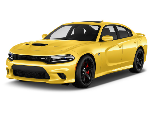 2018 Dodge Charger SRT Hellcat RWD Angular Front Exterior View