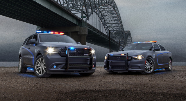 Dodge gives cops the awesome Durango Pursuit, not that we're jealous