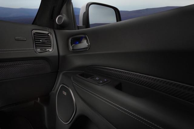 2018 Dodge Durango SRT with Mopar accessories