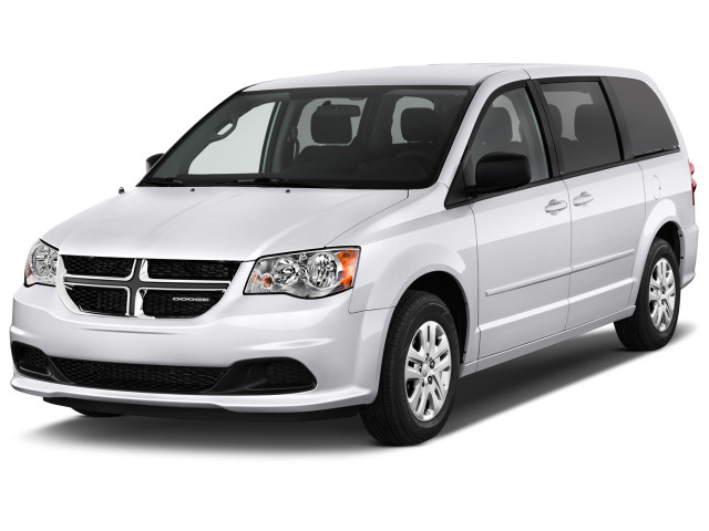 2018 Dodge Grand Caravan Review Ratings Specs Prices And Photos