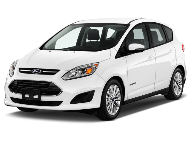 2018 ford c max hybrid pictures photos gallery the car connection. Black Bedroom Furniture Sets. Home Design Ideas