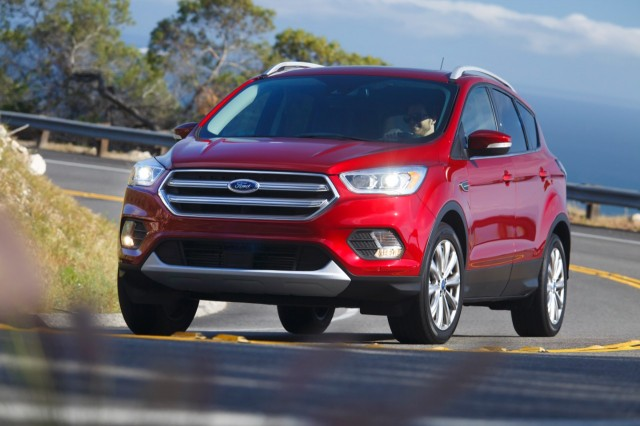 2019 Ford Escape To Get Plug In Hybrid Plus Expedition Suv Lincoln Versions Too Report