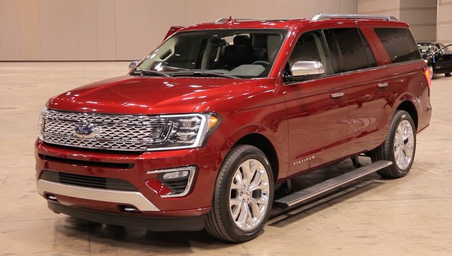 Ford Expedition Vs Toyota Sequoia The Car Connection - Ford expedition invoice price