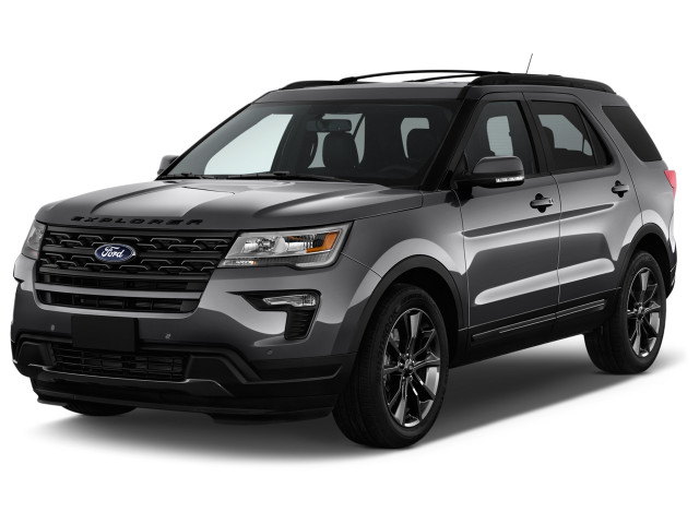 2018 ford explorer review ratings specs prices and photos the car connection. Black Bedroom Furniture Sets. Home Design Ideas