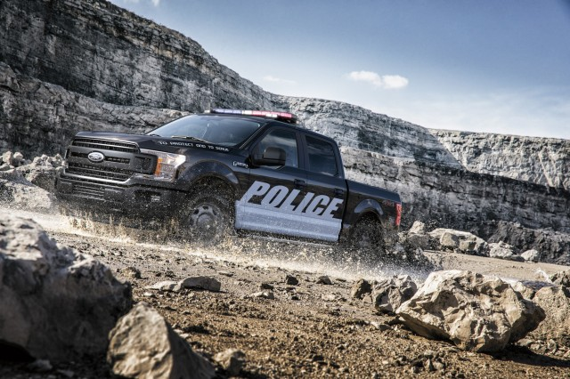 2018 Ford F-150 Pursuit