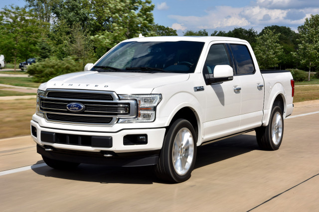 2018 Ford F-150 first drive review: so good you won't even notice