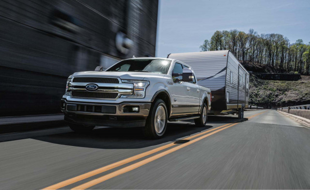 Ford F-150 diesel EPA-rated at 30 mpg highway
