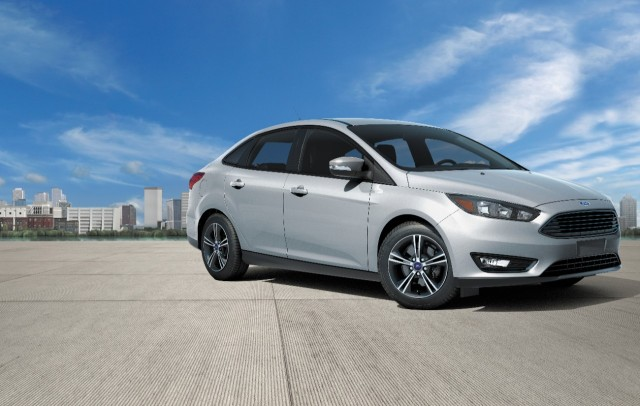 1.3M Ford Focus compact cars recalled over stall risk