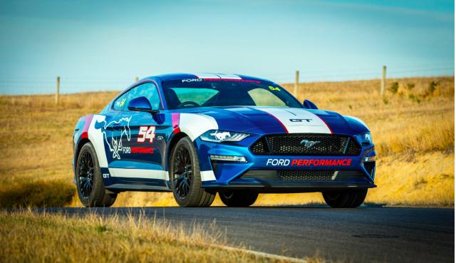2018 Ford Mustang GT (Australian spec)