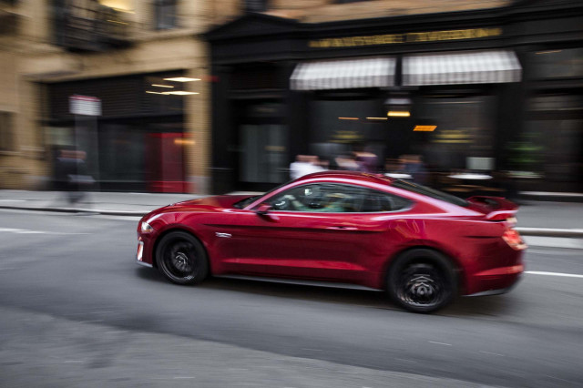 2018 Ford Mustang GT (Matt Dayka/For Motor Authority)