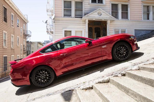 2018 Ford Mustang GT (Matt Dayka/For Motor Authority)