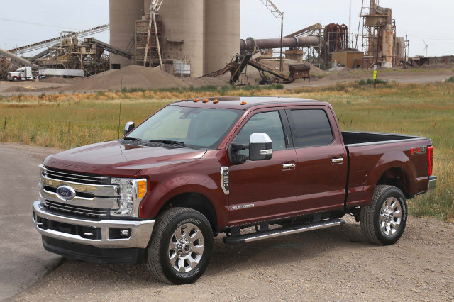 2018 Ford Super Duty