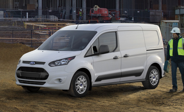 2018 Ford Transit Connect Commercial Van Version
