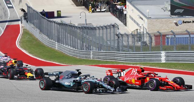 2018 Formula 1 United States Grand Prix