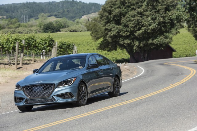 2018 genesis images. simple 2018 2018 genesis g80 sport and genesis images e