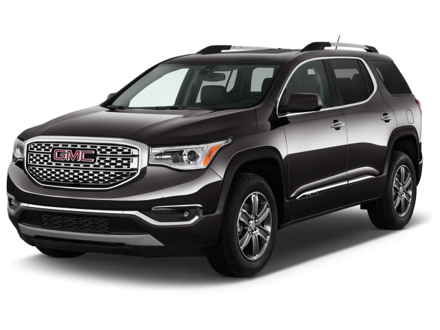 2018 Acadia Denali >> 2018 GMC Acadia Review, Ratings, Specs, Prices, and Photos