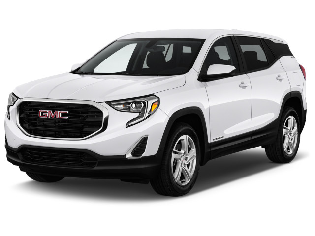 2018 GMC Terrain prices and expert review - The Car Connection