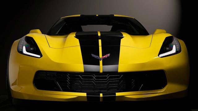 2018 Hertz 100th Anniversary Edition Chevrolet Corvette Z06