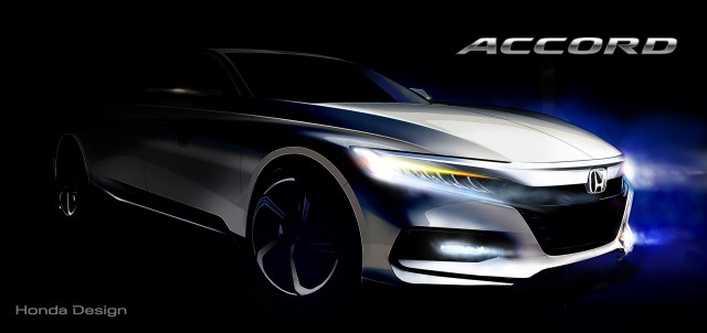 5 things to expect from the 2018 Honda Accord