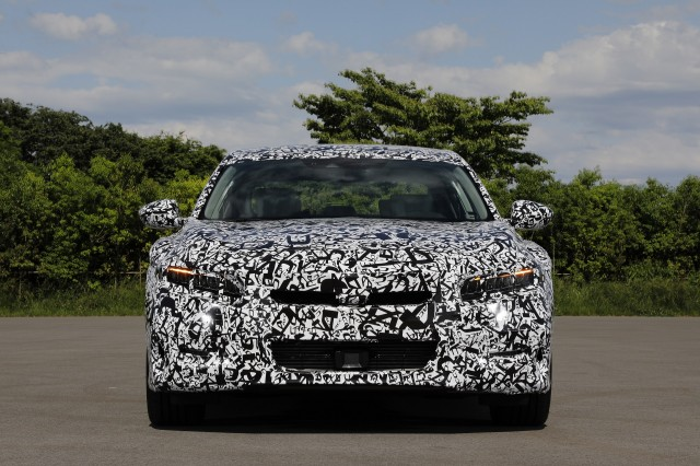 2018 honda accord. modren accord 2018 honda accord sedan prototype tochigi ru0026d center japan june  2017 for honda accord