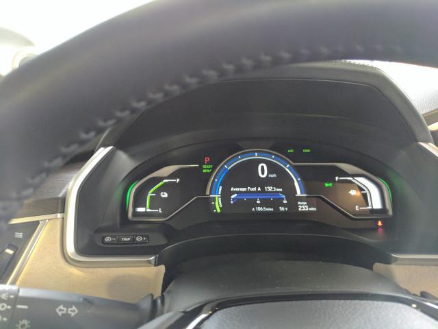 2018 Honda Clarity PHEV 106.6 miles at 132.3 MPGe